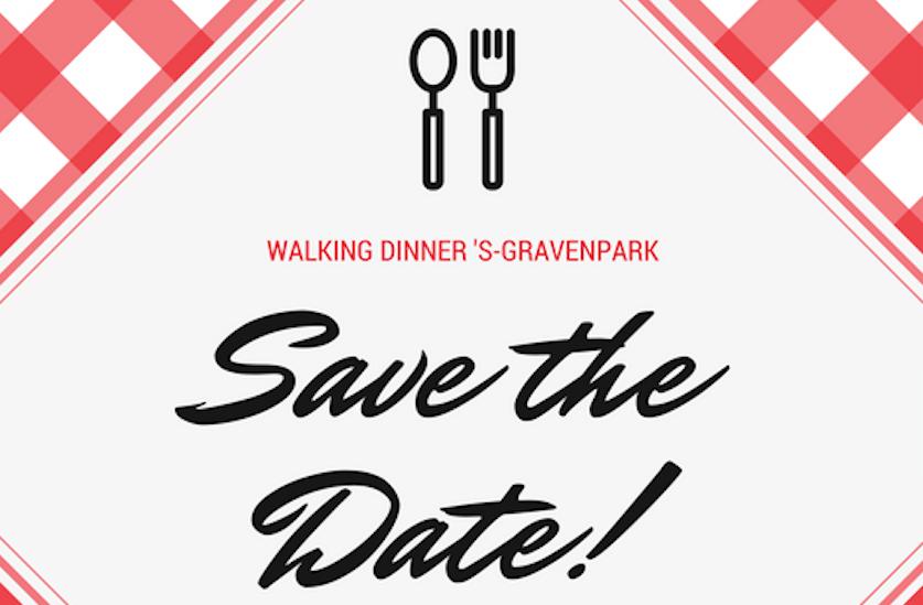 Walking Dinner 2018