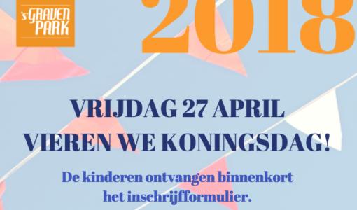 Koningsdag 2018